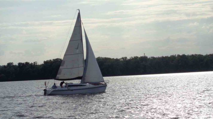 Яхта прокат Запорожье