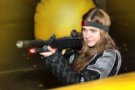 лазертаг МР514К винтовка