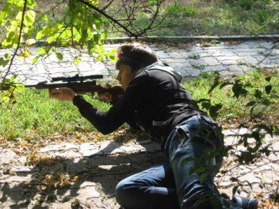 лазертаг снайпер